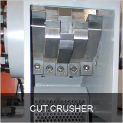 CUT CRUSHER